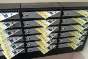 разнос листовок по почтовым ящикам
